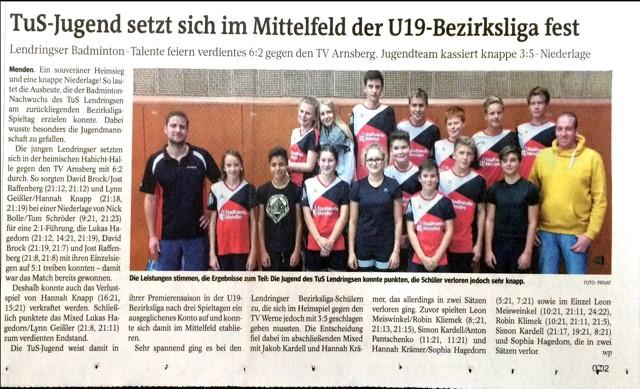 WP_20151031_U19 Ligabericht